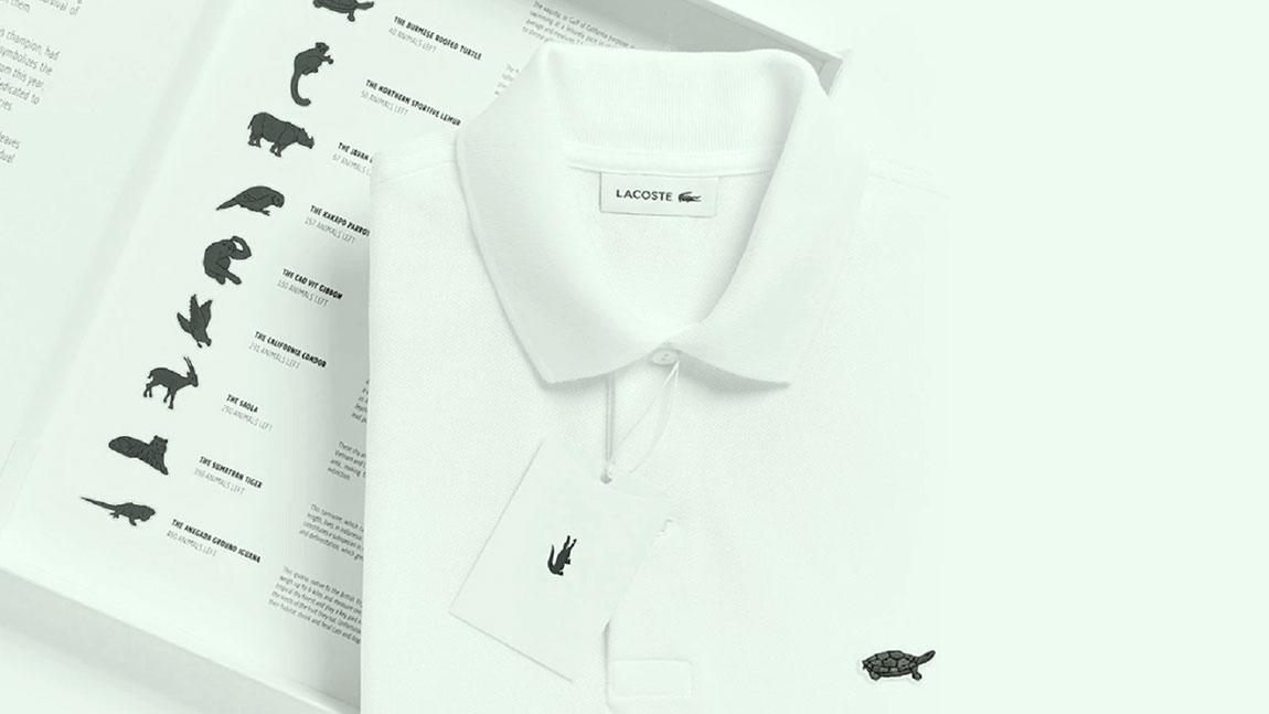 Why Did Lacoste Ditch Its Legendary Crocodile Design?