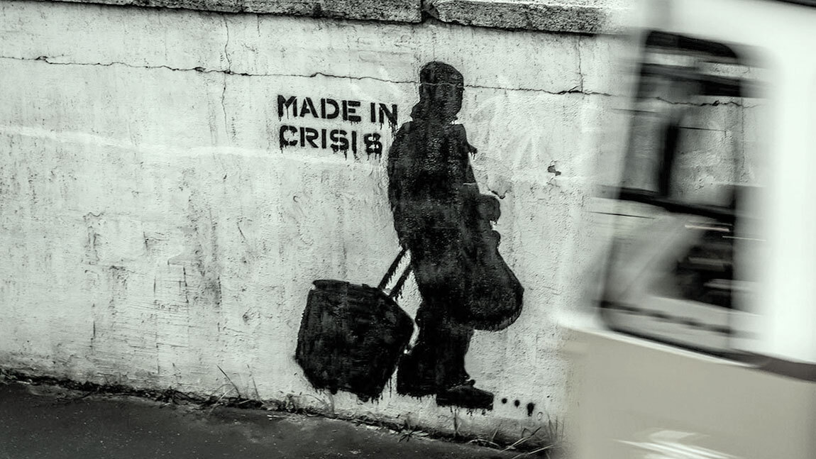 Find Your Purpose: Brand Advertising in a Crisis Market